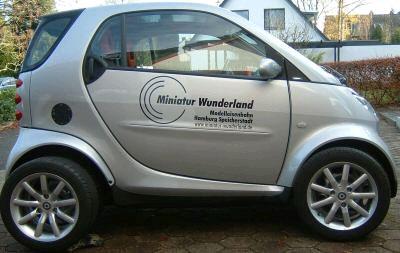 Jochens Dienstwagen (Smart smart fortwo coupe softtouch passion) ist zu verkaufen.