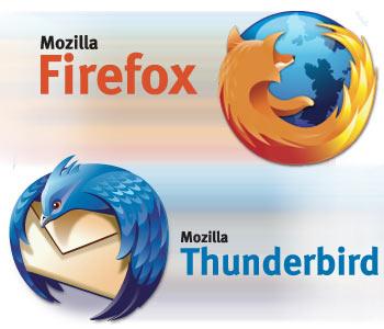 Firefox Thunderbird Logo